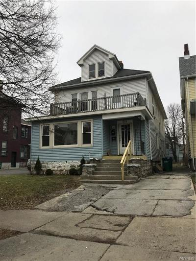 Buffalo Multi Family 2-4 A-Active: 791 Niagara Street