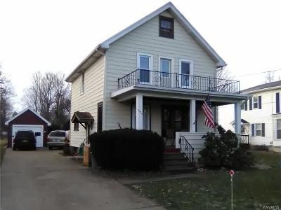North Collins Single Family Home U-Under Contract: 2013 Center Street