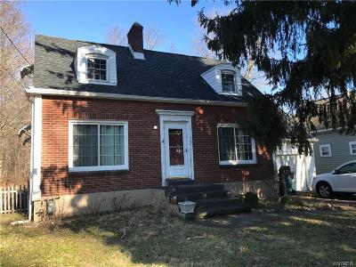 North Tonawanda Single Family Home A-Active: 837 Ruie Road