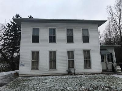 Warsaw Multi Family 2-4 U-Under Contract: 187 North Main Street