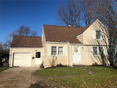 Grand Island Single Family Home U-Under Contract: 1525 Love Road