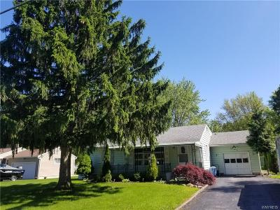Lewiston Single Family Home A-Active: 892 The Circle Drive