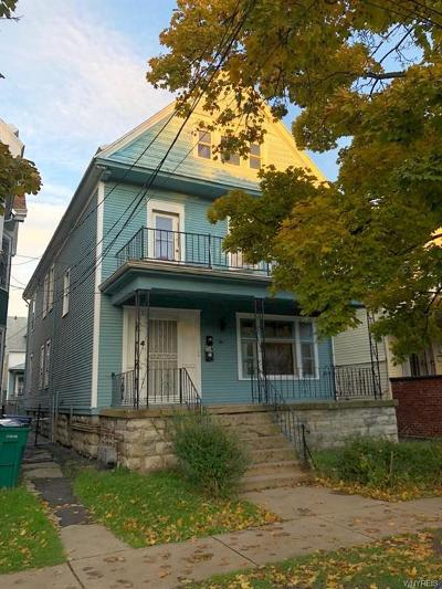 Buffalo Multi Family 2-4 A-Active: 389 Plymouth Avenue