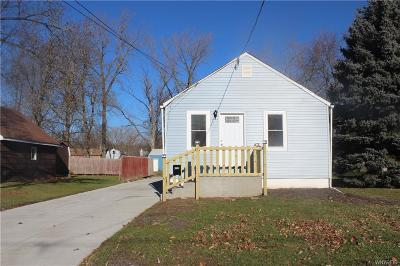 North Tonawanda Single Family Home U-Under Contract: 358 Rumbold Avenue