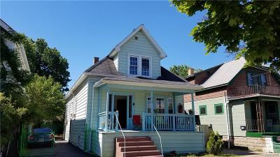 Buffalo Single Family Home U-Under Contract: 313 Stockbridge Avenue