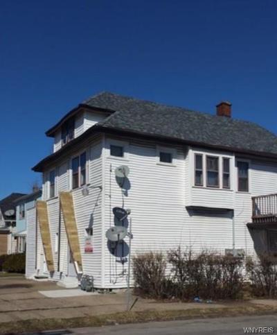 Buffalo Multi Family 2-4 A-Active: 335 Parkridge Avenue