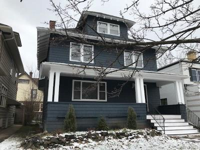 Buffalo Single Family Home A-Active: 230 Huntington Avenue