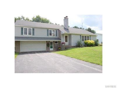 Niagara County Single Family Home A-Active: 4257 Freeman Road