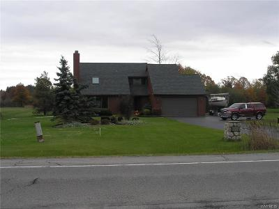 Single Family Home A-Active: 6745 Campbell Boulevard