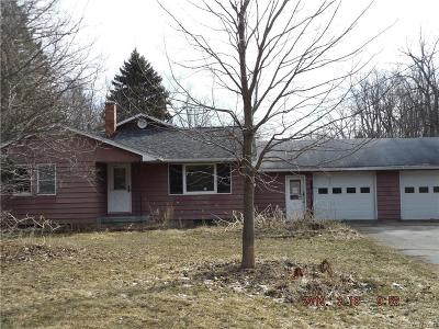 Genesee County Single Family Home A-Active: 6361 Meadville Road