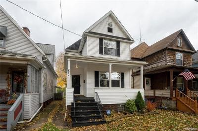 North Tonawanda Single Family Home U-Under Contract: 220 Miller Street