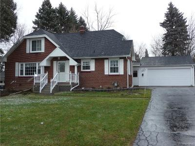 West Seneca Single Family Home U-Under Contract: 373 East And West Road