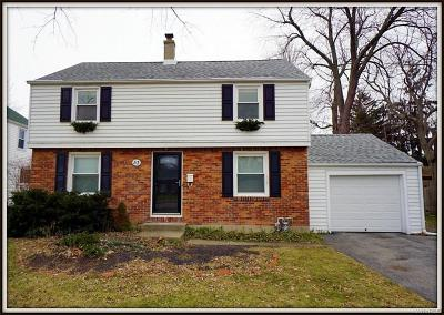 Amherst NY Single Family Home A-Active: $214,900