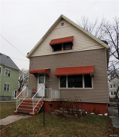 Buffalo Single Family Home A-Active: 64 Ontario Street