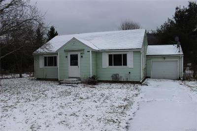 Salamanca Single Family Home A-Active: 4853 Nys Route 353