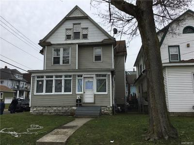 Buffalo Multi Family 2-4 U-Under Contract: 39 Buffum Street