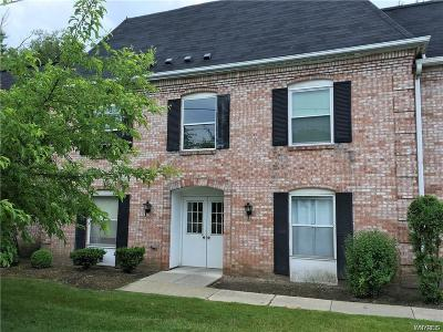 Amherst Condo/Townhouse A-Active: 4547 Chestnut Ridge Road #122B
