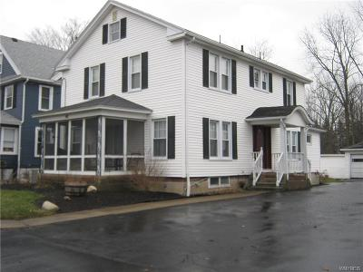 Genesee County Single Family Home A-Active: 42 Vernon Avenue