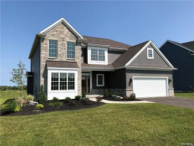 Lewiston Single Family Home A-Active: 4268 Wolf Run