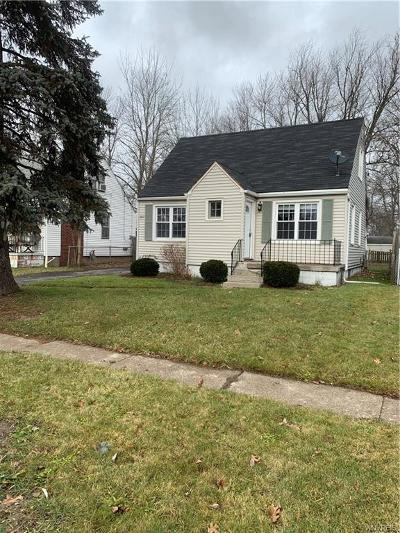 Grand Island Single Family Home U-Under Contract: 1835 Huth Road