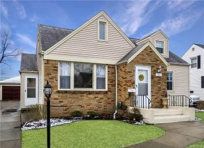 Single Family Home U-Under Contract: 163 Rochelle Park
