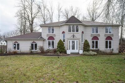 Amherst NY Single Family Home A-Active: $304,900
