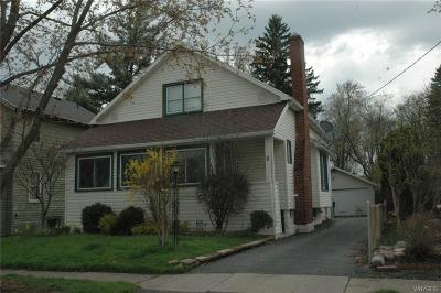 Genesee County Single Family Home A-Active: 2 West Avenue