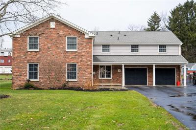 Orchard Park Single Family Home P-Pending Sale: 43 Woodview Drive