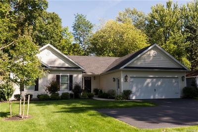 Orchard Park Single Family Home P-Pending Sale: 3993 North Freeman Road