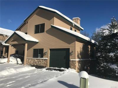 Ellicottville Condo/Townhouse A-Active: 116 Thornbush Road