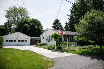 Youngstown NY Single Family Home U-Under Contract: $189,900
