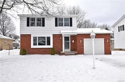 West Seneca Single Family Home A-Active: 50 Brianwood Drive