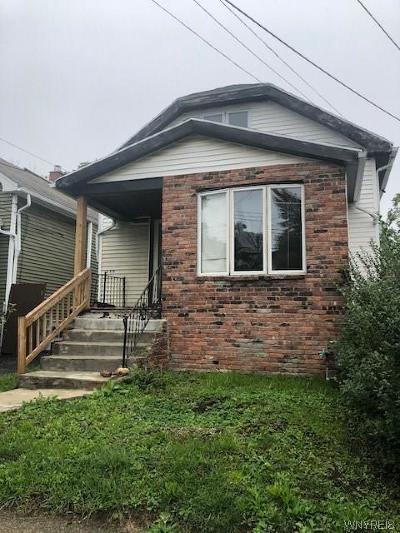 Buffalo Single Family Home A-Active: 350 Riverside Avenue