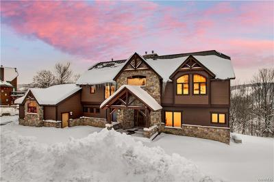 Ellicottville Single Family Home A-Active: 6847 Leslie Road