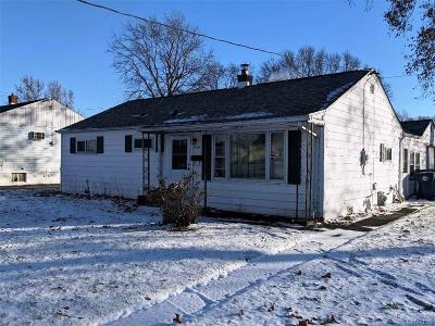 Niagara County Single Family Home A-Active: 6703 Lindbergh Avenue