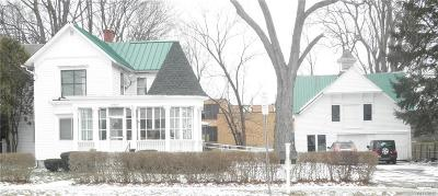 North Collins Multi Family 2-4 A-Active: 10433 Main Street