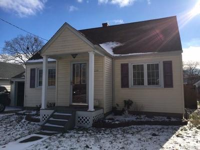 Niagara County Single Family Home A-Active: 3229 Niagara Avenue