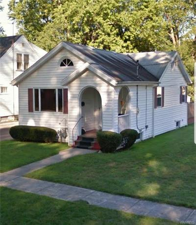 Genesee County Single Family Home U-Under Contract: 2 Madison Avenue
