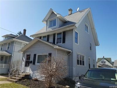 Niagara County Single Family Home A-Active: 374 Miller Street