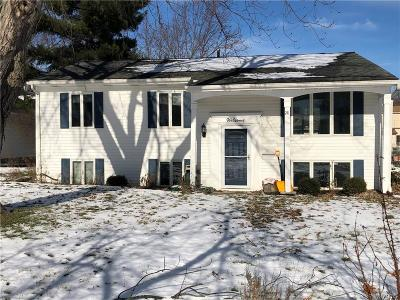 Amherst NY Single Family Home U-Under Contract: $144,000