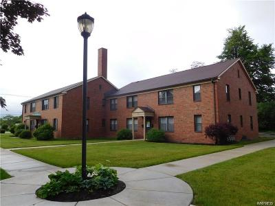Amherst NY Condo/Townhouse U-Under Contract: $62,900