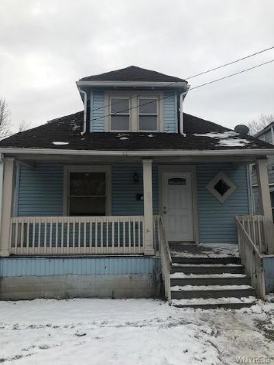 Buffalo NY Single Family Home A-Active: $64,900