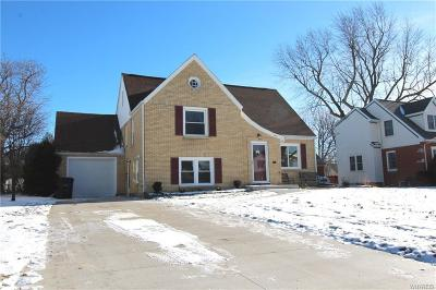 Buffalo NY Single Family Home A-Active: $228,888