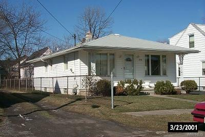 Niagara County Single Family Home A-Active: 2414 Monroe Avenue
