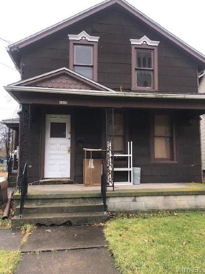 Niagara County Single Family Home A-Active: 1113 South Avenue