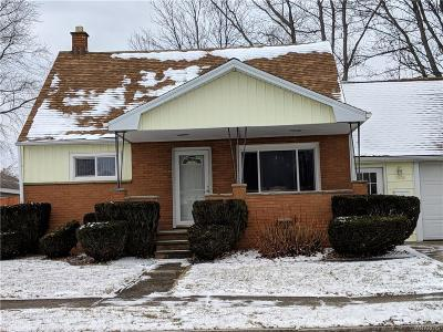 Niagara County Single Family Home P-Pending Sale: 1608 98th Street