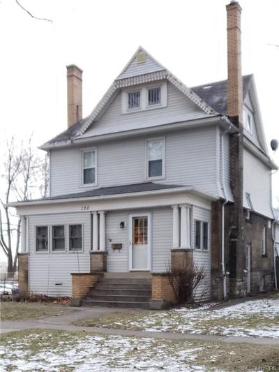 Niagara Falls NY Single Family Home A-Active: $149,000