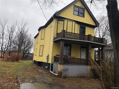 Buffalo Multi Family 2-4 A-Active: 185 French Street