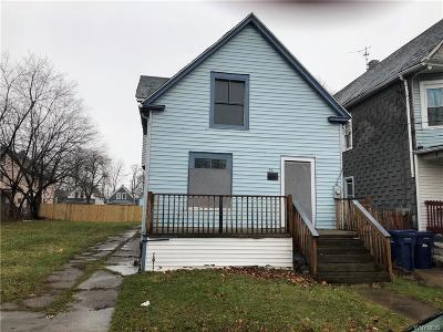 Buffalo NY Multi Family 2-4 A-Active: $49,000