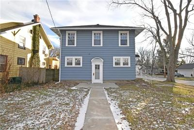 Hamburg Single Family Home U-Under Contract: 62 Long Avenue